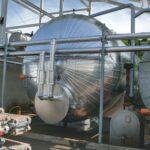Calorifuge ballon