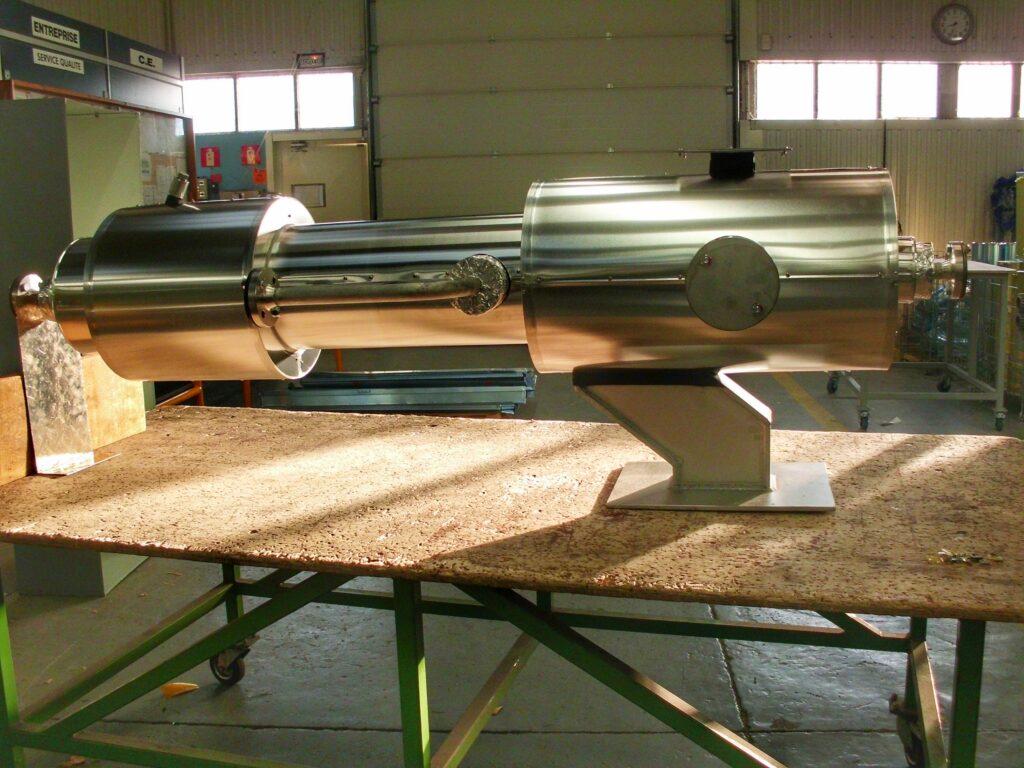 préfabrication calorifuge en atelier
